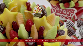 Edible Arrangements TV Spot, 'Sweet Holiday Gifts' - Thumbnail 8