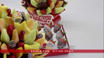Edible Arrangements TV Spot, 'Sweet Holiday Gifts' - Thumbnail 9