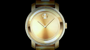 Movado Bold TV Spot, 'Diamonds'