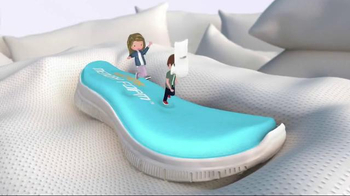 Skechers Memory Foam TV Spot, 'Walking on a Pillow' - Thumbnail 5