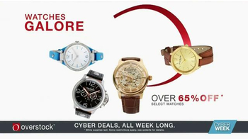 Overstock.com TV Spot, 'Holiday Cyber Week' - Thumbnail 3