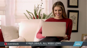 Overstock.com TV Spot, 'Holiday Cyber Week' - Thumbnail 6