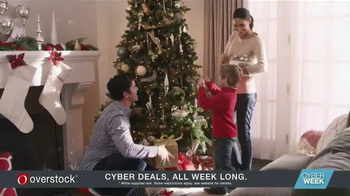 Overstock.com TV Spot, 'Holiday Cyber Week' - Thumbnail 7