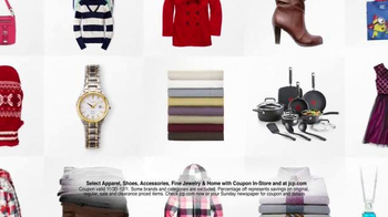 JCPenney Outclick St. Nick Sale TV Spot, 'Super Cyber Busters' - Thumbnail 3