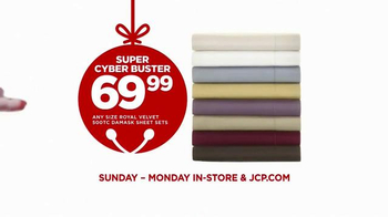 JCPenney Outclick St. Nick Sale TV Spot, 'Super Cyber Busters' - Thumbnail 4