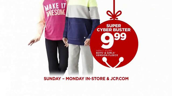 JCPenney Outclick St. Nick Sale TV Spot, 'Super Cyber Busters' - Thumbnail 5
