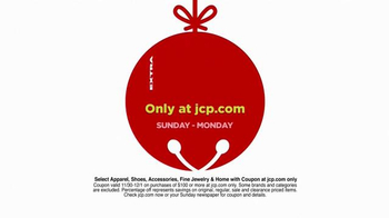 JCPenney Outclick St. Nick Sale TV Spot, 'Super Cyber Busters' - Thumbnail 6
