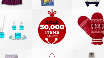 JCPenney Outclick St. Nick Sale TV Spot, 'Super Cyber Busters' - Thumbnail 9