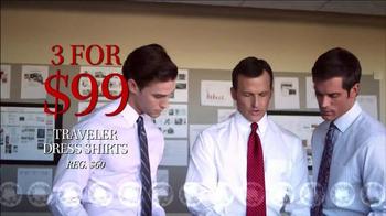 JoS. A. Bank Cyber Monday TV Spot, 'Largest Selection' - Thumbnail 9