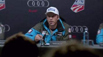 2015 Audi S3 TV Spot, 'Memories' Featuring Bode Miller