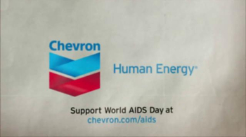 Chevron TV Spot, 'We Agree: AIDS Affects Us All' - Thumbnail 10