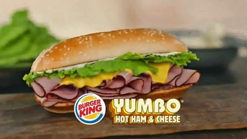 Burger King Yumbo Tv Commercial 2 For 5 70s Sandwich Is Back Ispot Tv