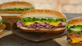 Burger King Yumbo TV Spot, '2 for $5: 70s Sandwich is Back' - Thumbnail 6