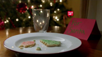 Walgreens TV Spot, 'Cookies for Santa' - Thumbnail 1