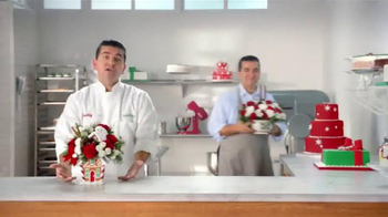 Teleflora TV Spot, 'Something for Every-Buddy' Featuring Buddy Valastro - Thumbnail 3
