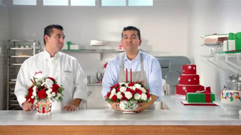 Teleflora TV Spot, 'Something for Every-Buddy' Featuring Buddy Valastro - Thumbnail 4
