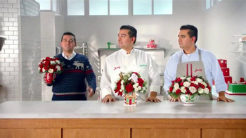 Teleflora TV Spot, 'Something for Every-Buddy' Featuring Buddy Valastro - Thumbnail 5