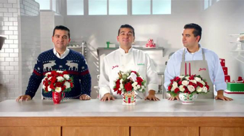 Teleflora TV Spot, 'Something for Every-Buddy' Featuring Buddy Valastro - Thumbnail 6