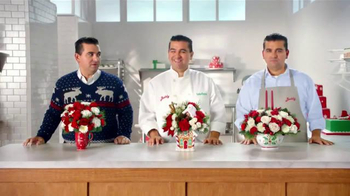 Teleflora TV Spot, 'Something for Every-Buddy' Featuring Buddy Valastro - Thumbnail 7