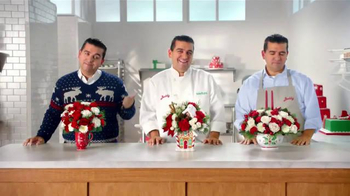 Teleflora TV Spot, 'Something for Every-Buddy' Featuring Buddy Valastro
