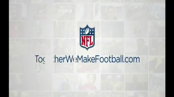 NFL Together We Make Football TV Spot, 'Christian' - Thumbnail 10
