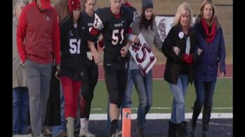 NFL Together We Make Football TV Spot, 'Christian' - Thumbnail 8