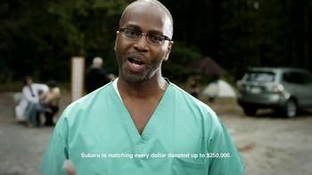 Subaru TV Spot, 'Dr. Charles Moore' - Thumbnail 10