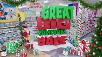 Toys R Us Great Big Christmas Sale TV Spot, 'All Video Games and Movies' - Thumbnail 3