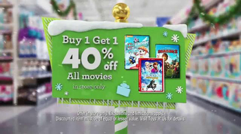 Toys R Us Great Big Christmas Sale TV Spot, 'All Video Games and Movies' - Thumbnail 7