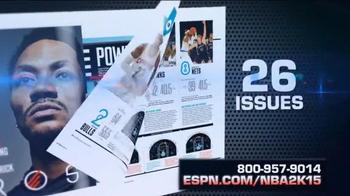 ESPN Magazine TV Spot, 'NBA 2K15 With Your Subscription' - Thumbnail 4