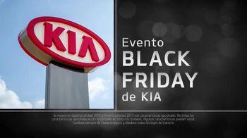Kia Evento Black Friday TV Spot, 'Ahorra en Grande' [Spanish] - 95 commercial airings