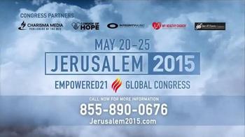 Empowered21 TV Spot, 'Jerusalem 2015' - Thumbnail 7