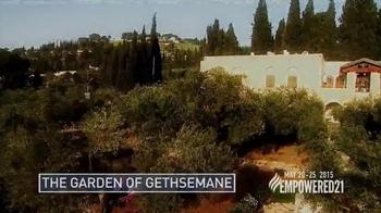 Empowered21 TV Spot, 'Jerusalem 2015' - Thumbnail 3