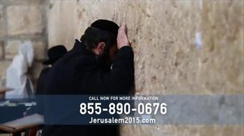 Empowered21 TV Spot, 'Jerusalem 2015' - Thumbnail 6