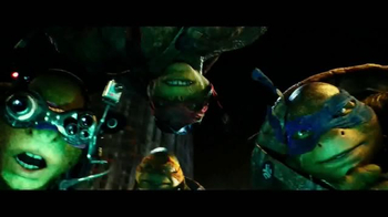 Teenage Mutant Ninja Turtles on Digital HD TV Spot - Thumbnail 1