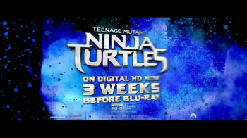 Teenage Mutant Ninja Turtles on Digital HD TV Spot - Thumbnail 9