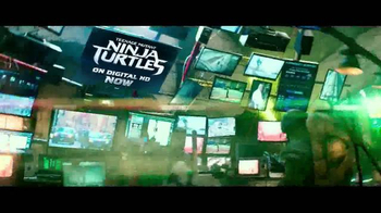 Teenage Mutant Ninja Turtles on Digital HD TV Spot - Thumbnail 3
