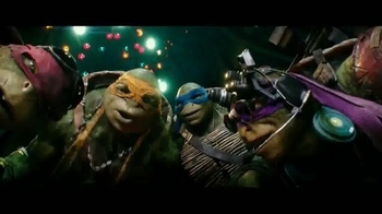 Teenage Mutant Ninja Turtles on Digital HD TV Spot - Thumbnail 4