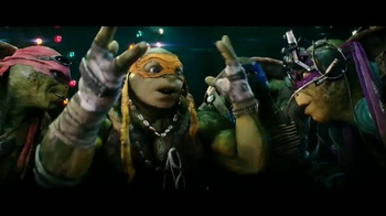Teenage Mutant Ninja Turtles on Digital HD TV Spot