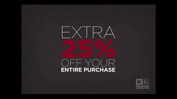 K&G Fashion Superstore Black Friday Sale TV Spot, 'Save Big'