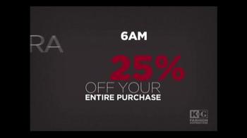 K&G Fashion Superstore Black Friday Sale TV Spot, 'Save Big' - Thumbnail 6