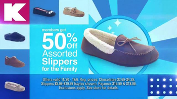 Kmart Blue Light Member Special TV Spot, 'Candy, Slippers, and Pajamas' - Thumbnail 6
