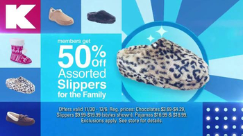 Kmart Blue Light Member Special TV Spot, 'Candy, Slippers, and Pajamas' - Thumbnail 7