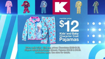 Kmart Blue Light Member Special TV Spot, 'Candy, Slippers, and Pajamas' - Thumbnail 8