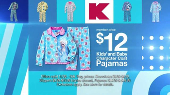 Kmart Blue Light Member Special TV Spot, 'Candy, Slippers, and Pajamas' - Thumbnail 9
