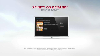 XFINITY On Demand TV Spot, 'The Hundred-Foot Journey' - Thumbnail 9