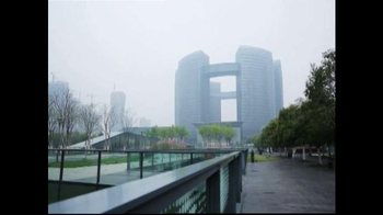 Hangzhou, China TV Spot, 'Innovation' Featuring John Lawler - Thumbnail 6