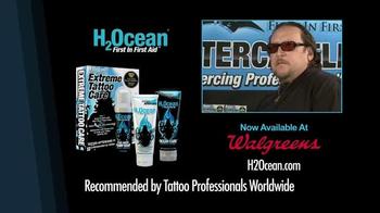 H2Ocean TV Spot, 'New Tattoo Protection' Featuring Tony Olivas - Thumbnail 6