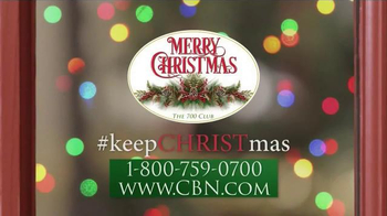 CBN TV Spot, 'Merry Christmas' - Thumbnail 10