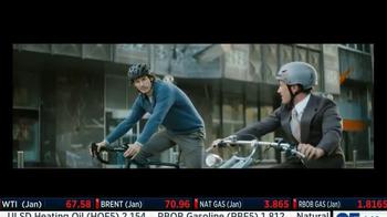 Invesco PowerShares TV Spot, 'Bike Ride'